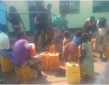 Financiering voor project Watervoorziening
